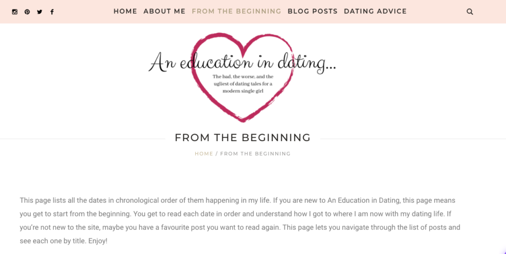 small business website design packages an education in dating