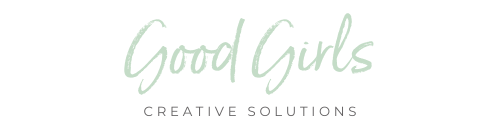 Good Girls Creative Solutions